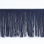 acheter franges bleu marine