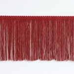 acheter franges rouge
